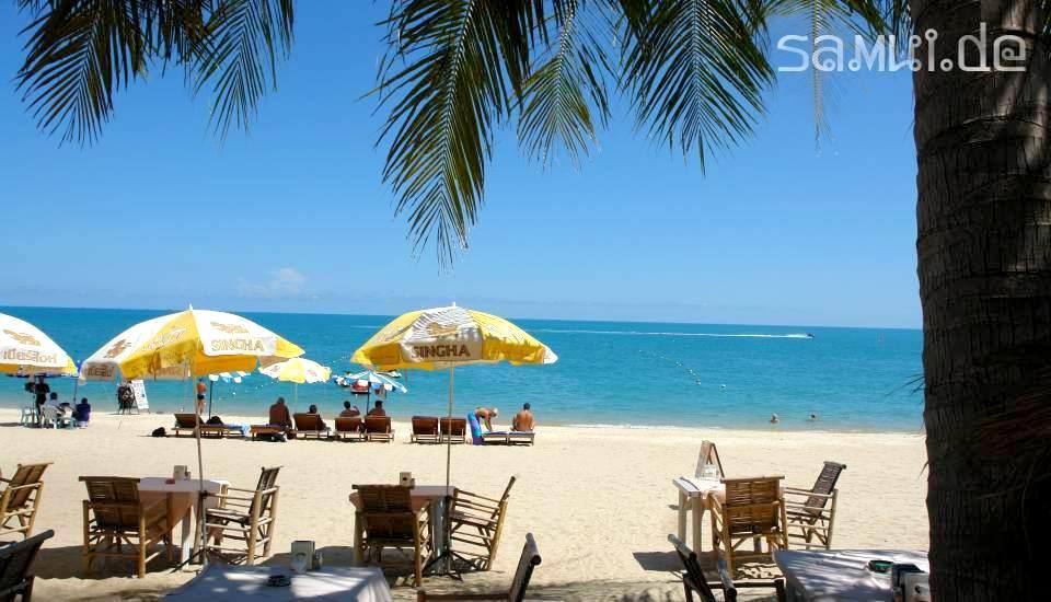 lamai beach фото